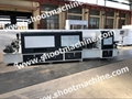 Woodworking Automatic Edge Banding Machine with Pre-milling function, SH450J1