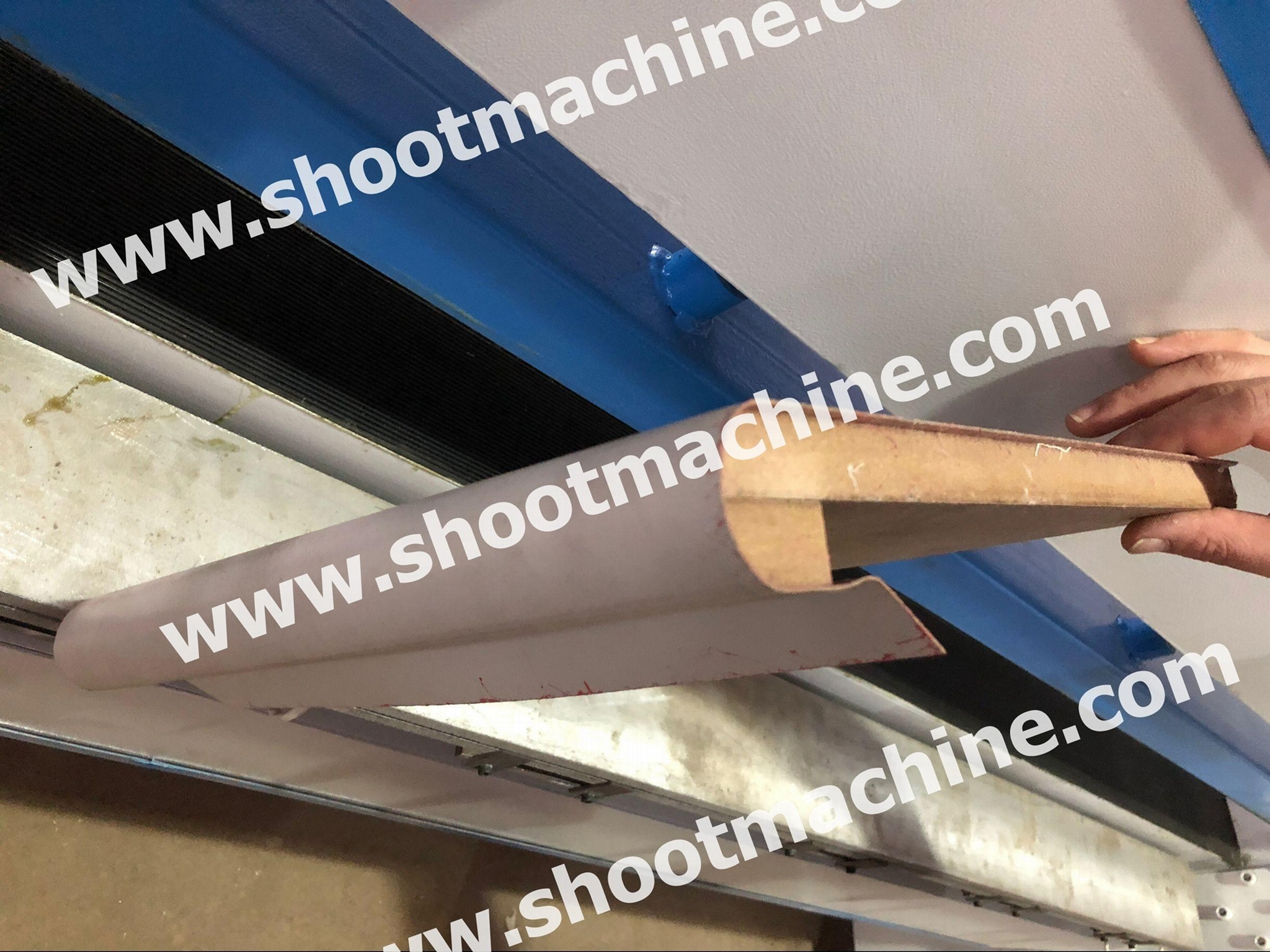Automatic Post forming Machine, SHCX4100 5