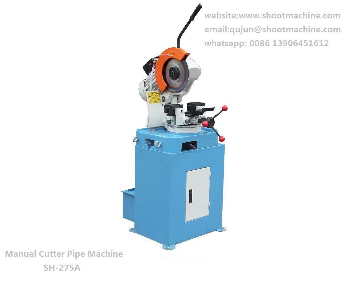 Manual Cutter Pipe Machine, SH-275A