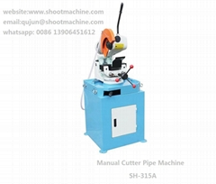Manual Cutter Pipe Machine, SH-315A
