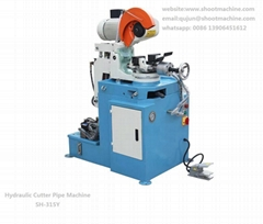 Hydraulic Cutter Pipe Machine, SH-315Y