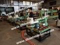 Curve Line Stone Polishing Machine
