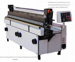Side Sanding Machine For Wood And