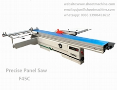Precision Panel Saw Machine With Electrical Up And Down,SH6132C3