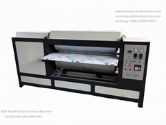 MDF Board Emboss Process Machine, SH1300YWJ