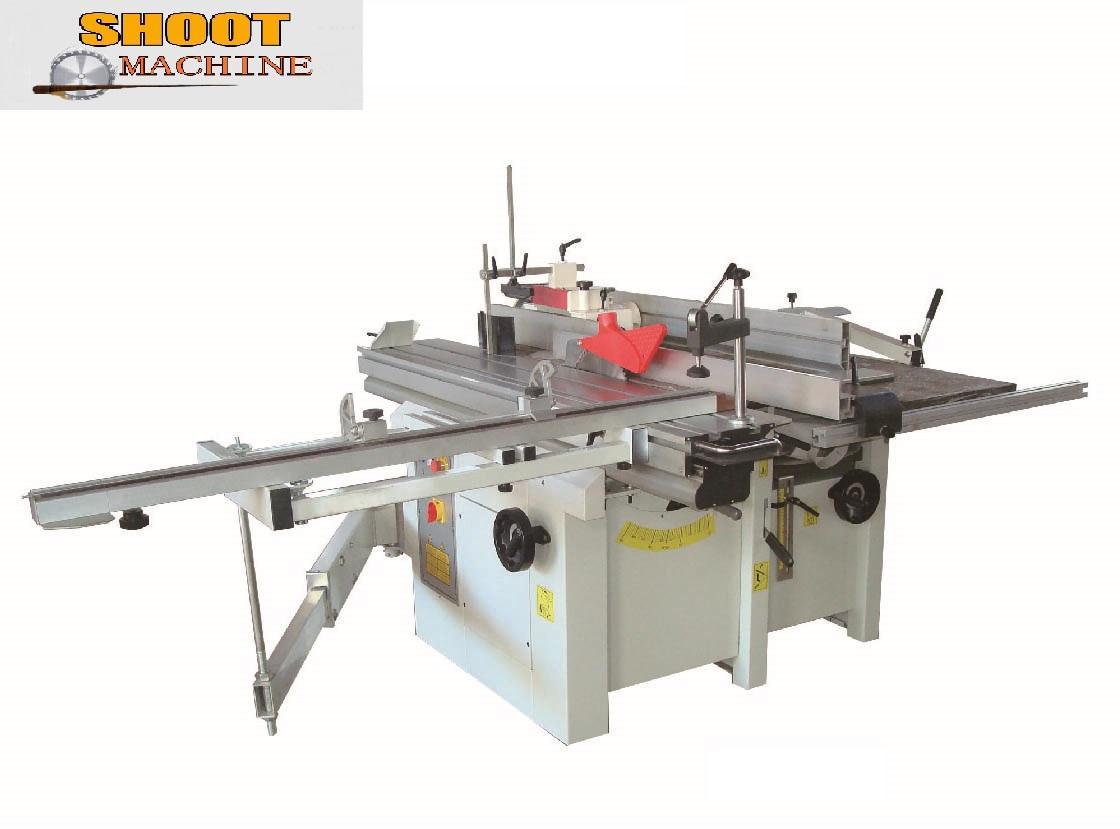 7 Works Combine Woodworking Machine,SHC-400