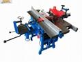 Multi-use woodworking machine, ML392BI