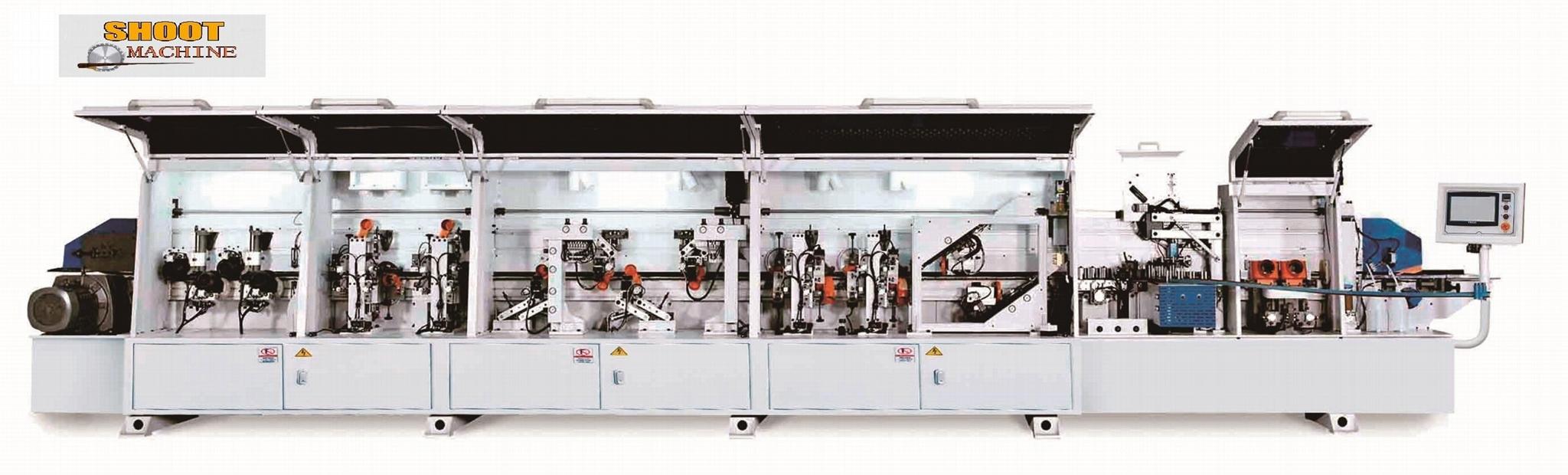 High Efficiency Speed PVC Automatic Edge Bander Machine,SH306-D11J