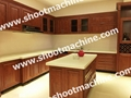 Shoot Brand Woodworking Cabinet Automatic Edge Banding Machine, SH386DJK