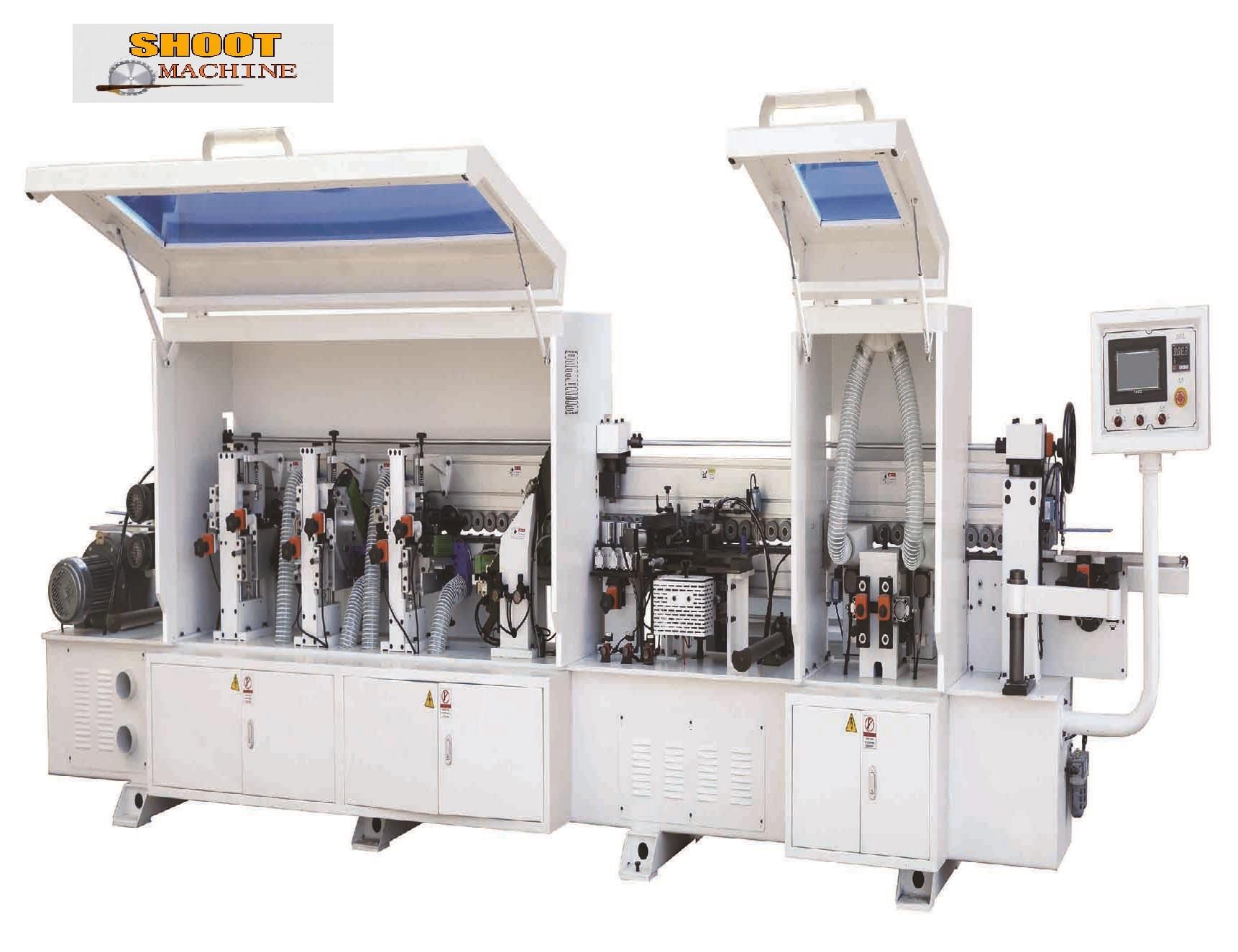 High Quality PVC Tape Edge Banding Machine,SH260DJ