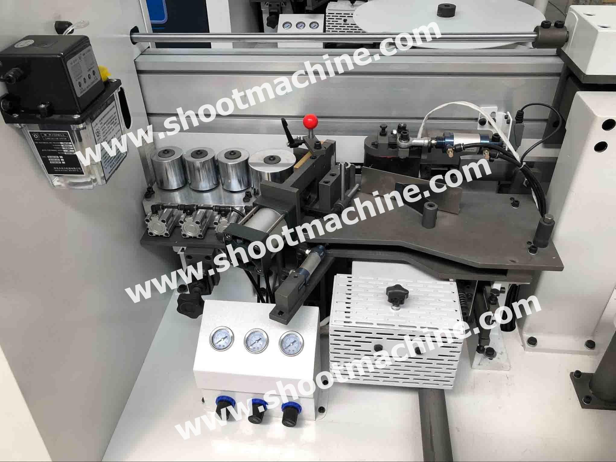 Woodworking High Quality Edge PVC Bander Machine, SH260 5
