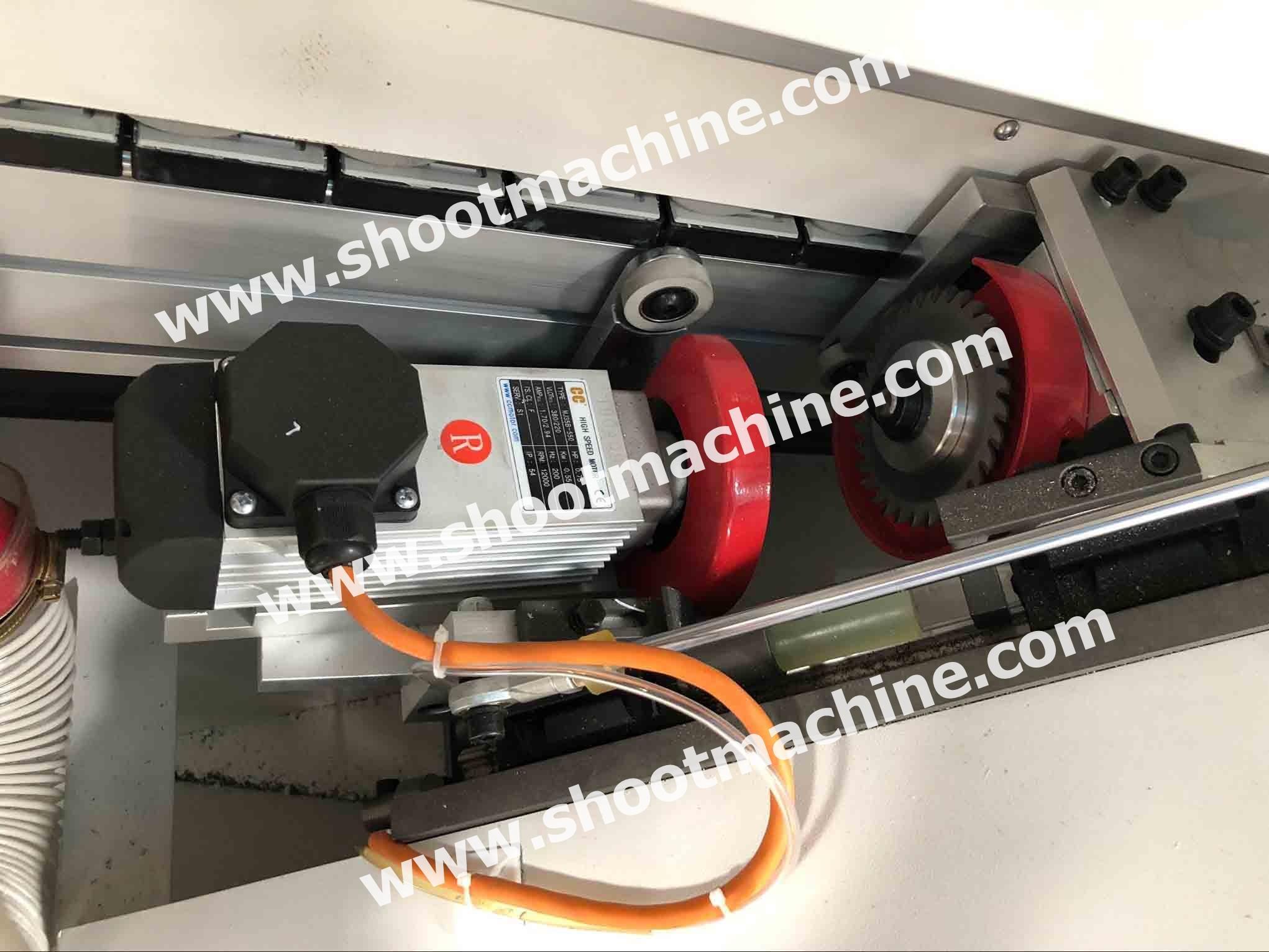 Woodworking High Quality Edge PVC Bander Machine, SH260 4