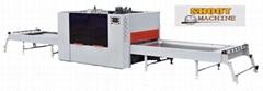 Auto Membrane Press Machine with negotive and positive pressure,SHZFY2500X2