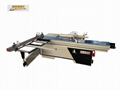 Woodworking MDF Sliding Table Saw