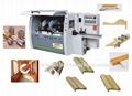 Woodworking Heavy Duty L line four side Moulder machine, SHM616L