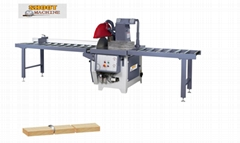 Auto Woodworking Pneumatic Cutting Off Saw Machine, SHJ276