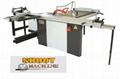 Woodworking Precision Panel Saw Machine
