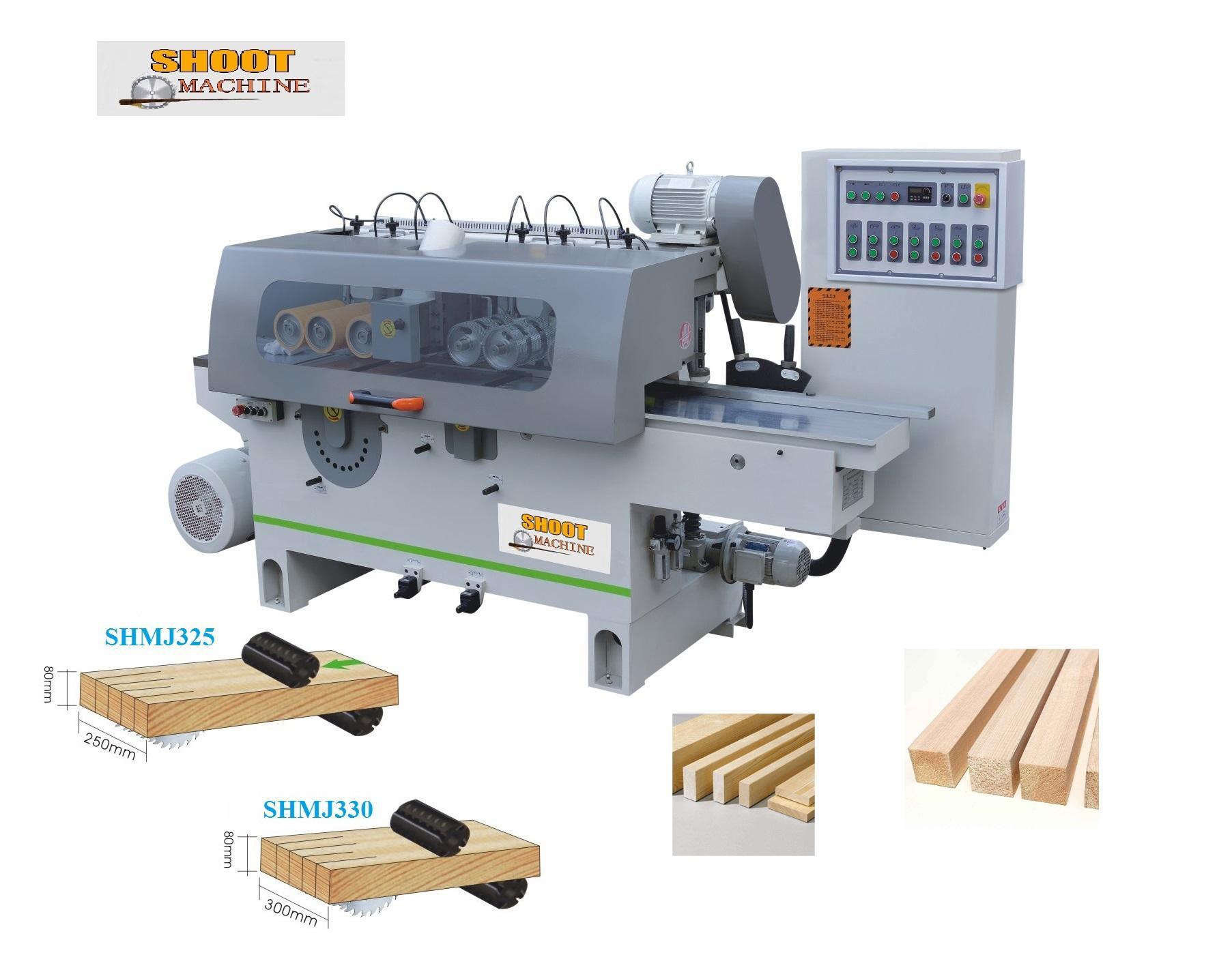 Heavy duty Auto Woodworking Planer & Saw Machine,SHMJ330