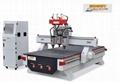 Heavy Duty Industry 3 Head CNC