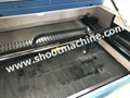 SHOOT Brand Laser Engraver Machine with 600x400mm work, SHLCMSTO-600