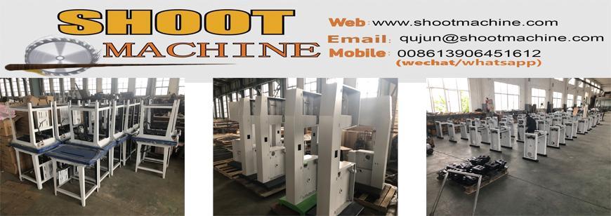SHOOT Brand Woodworking Single side high speed thicknesser, SHMB102B,SHMB103A 4