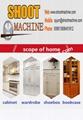 Woodworking Four-Heads Hinge Boring Machine,SH73034