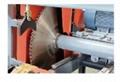 SHOOT Brand Woodworking Auto log cutting off saw Machine,SHZ277-30