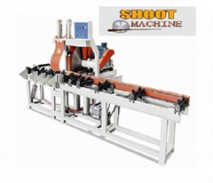 SHOOT Brand Woodworking Auto log cutting off saw Machine,SHZ277-30