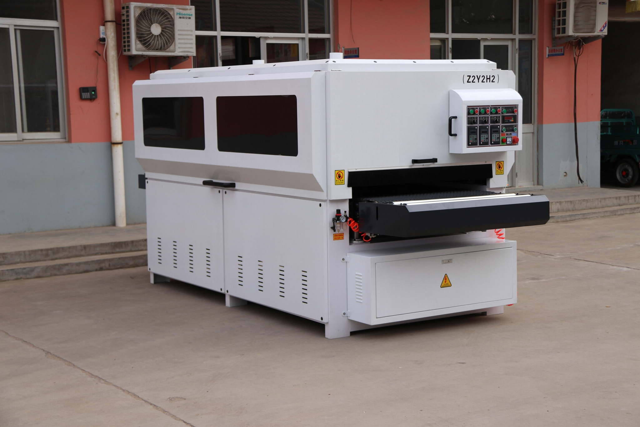 Woodworking Curved And Flat Surface Polishing Machine,SH10006SY,SH13006SY 3
