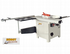Sliding Table Woodworking Circular Saw Machine, SH233A