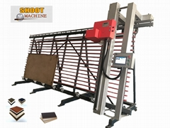 CNC Automatic Cutting And Grooving Machine Vertical Panel Saw For MDF Board