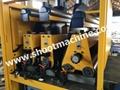 Wide Double-belt Sander Machine with Three Racks, SH2213(R-RP)