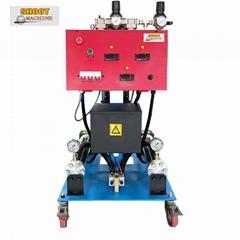 Polyurethane Foam Spray Machine For Waterproofing,SHJAZ-IIID