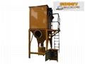 Center Dust Collector System, SHCDCS-15