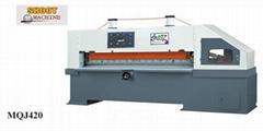 Pneumatic Veneer Clipper Machine,MQJ420,MQJ320,MQJ268,MQJ150