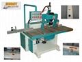 Automatic Gate Lock Slotter Machine with single head, SH220  1