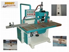 Automatic Gate Lock Slotter Machine with single head, SH220