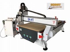 Heave Duty 1 head CNC Woodworking Router Machine,SH-H1