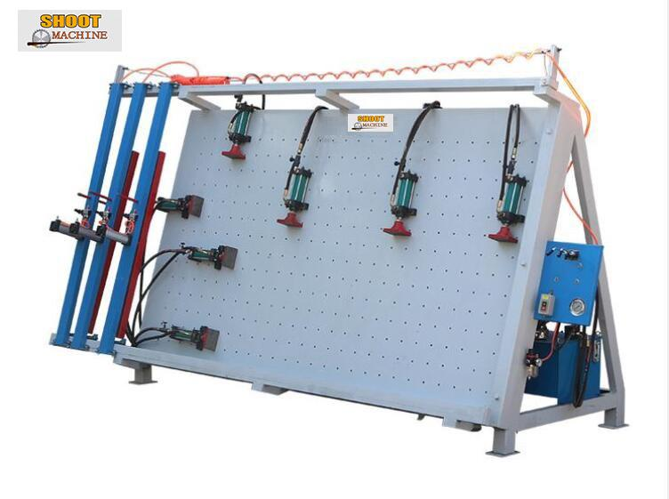 Hydraulic Double-side Frame Compounding Machine