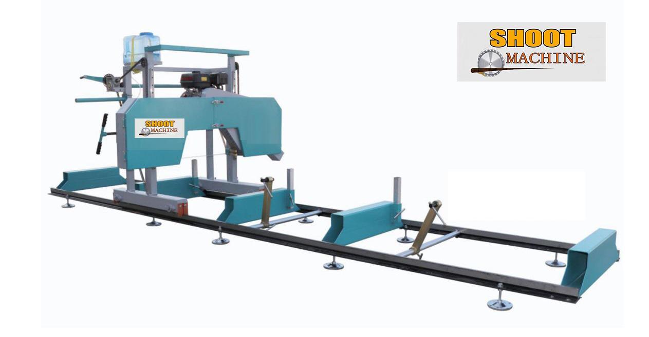 SawMill Horizontal Band Saw Machine,SHSW26G,SHSW26E