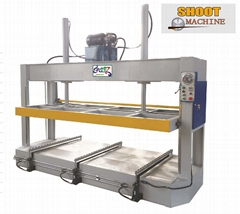 Cold Press Machine with feeder function,SHY-3000