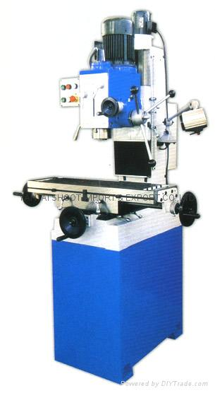 Drilling and Milling Machine, SH02-ZX-40B 1