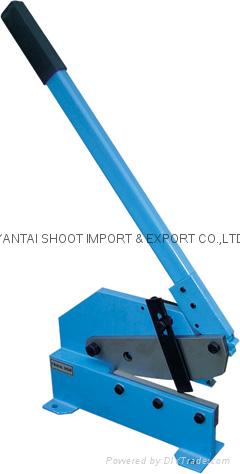 Hand shear sh05 hgs 8 shoot china manufacturer machine tool machinery products Bench shear
