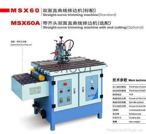 Trimming Machine,MSX60,MSX60-A