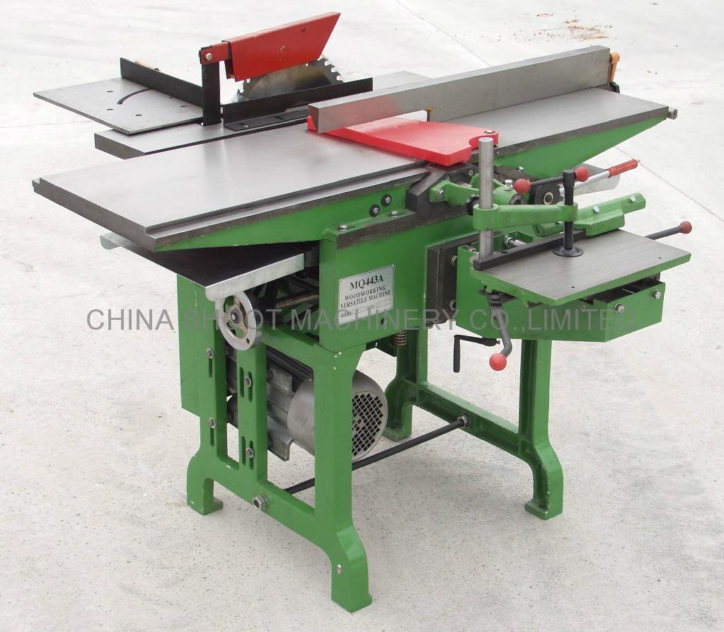 Multi-use Woodworking Machine,MQ443A 2
