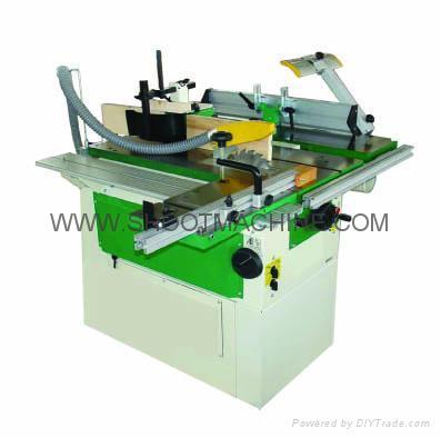 Innovative Combine Woodworking MachineSCM250  SHOOT China