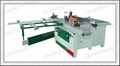 Combine Woodworking Machine with Saw and
