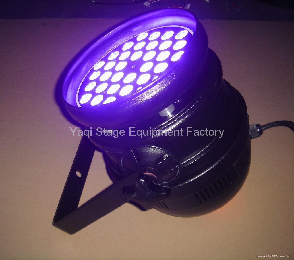 LED PAR64紫光燈 1