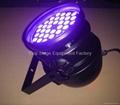 LED PAR64紫光灯