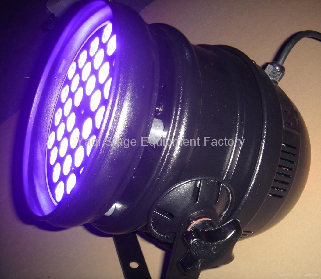 LED PAR64紫光燈 2